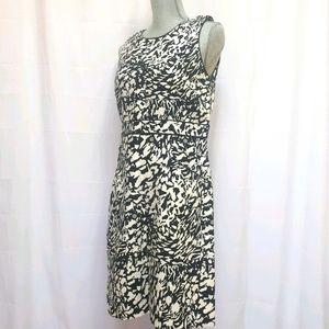 Tory Burch Geometric Print Dress